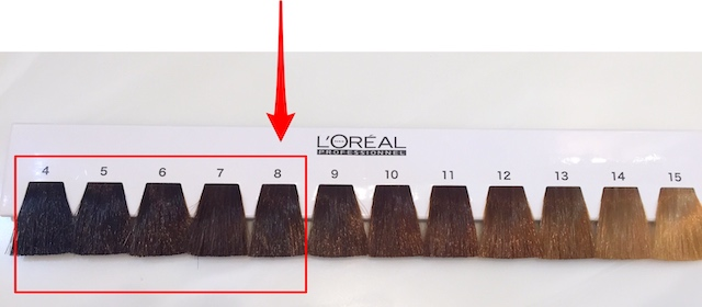 [2020春人気白髪染め]白髪でも明るいカラーに出来ますか?