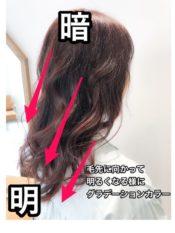 [2020人気カラー]明るめラズベリー系ピンクカラー